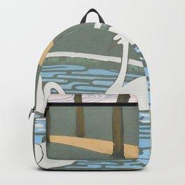 """Juan Gris """"Leda"""" Backpack"""