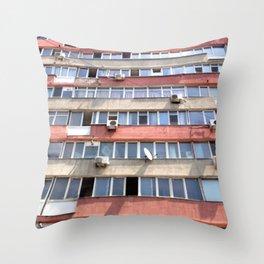 Bucharest #2 Throw Pillow