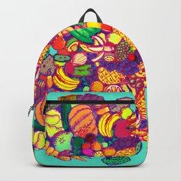 Tropical Food Backpack