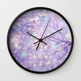 Each Moment of the Year Wall Clock