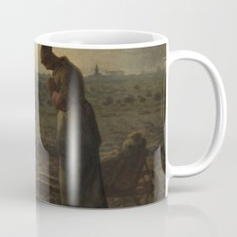 The Angelus by Millet Coffee Mug