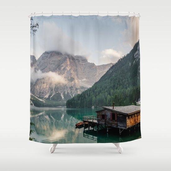 Mountain Lake Cabin Retreat by adventurecalling