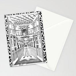 TECHOS BAJOS, POCAS PALABRAS Stationery Cards