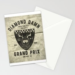Diamond Damn Grand Prix Stationery Cards