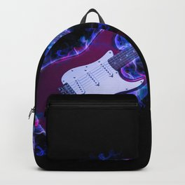 Electric Guitar Backpack