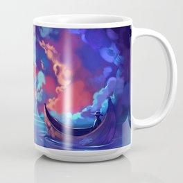Boat Coffee Mug