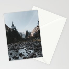 The Way Back | Nature and Landscape Photography Stationery Cards