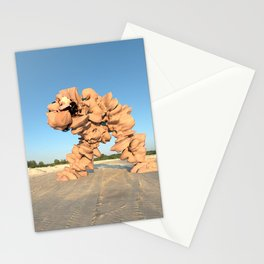 displacement Stationery Cards