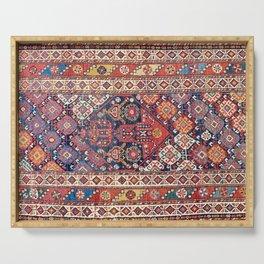 Luri Fars Southwest Persian Rug Print Serving Tray