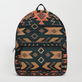 New Moon Boho Tribal Backpack
