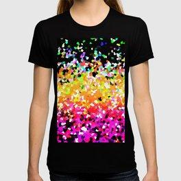 Mosaic Sparkley Texture G225 T-shirt