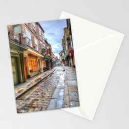 The Shambles Street York Stationery Cards