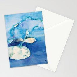 Lilly pond Stationery Cards