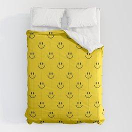 Cute Emoticon Comforters
