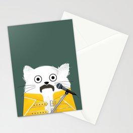 Cat Freddie Stationery Cards