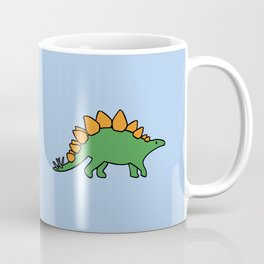 Cute Stegosaurus Coffee Mug