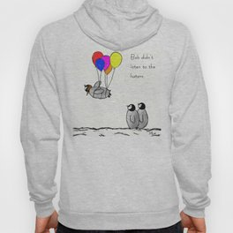 To be a Flying Penguin Hoodie