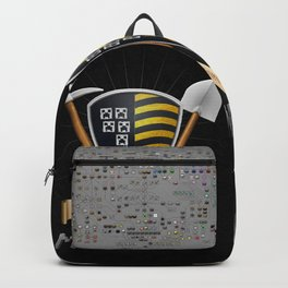 Mine craft all products Backpack