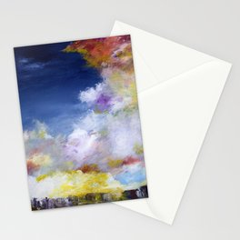 Aftermath Art by Jaquita Ball Stationery Cards
