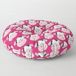 Moo Cows Floor Pillow