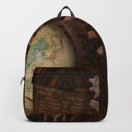 Comforts of Steampunk Backpack