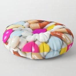 Pharmacy of Life Floor Pillow