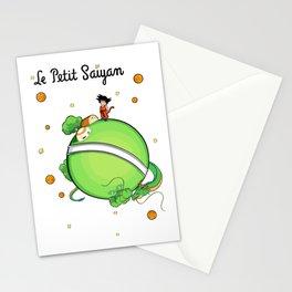 Le Petit Saiyan Stationery Cards