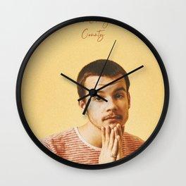 Rex-Orange-Country Wall Clock