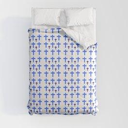 Christian Cross 20 Comforters