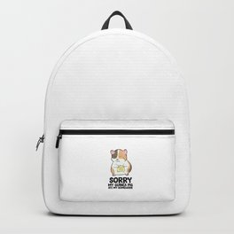 Guinea Pig Kids School Sorry My Guinea Pig Ate My Homework Backpack