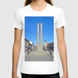 Cluj Memorandum Monument T-shirt