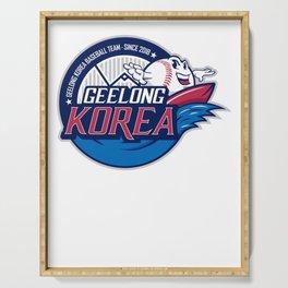 Geelong-Korea Serving Tray