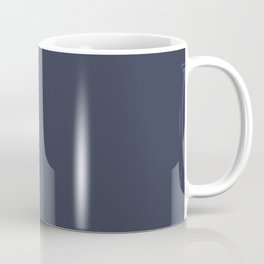 Blue Mood Indigo Coffee Mug