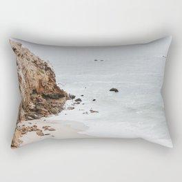 malibu coast / california Rechteckiges Kissen