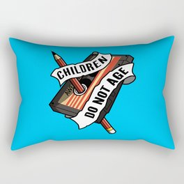 Forever Young Rectangular Pillow