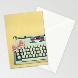 The Typewriter Stationery Cards