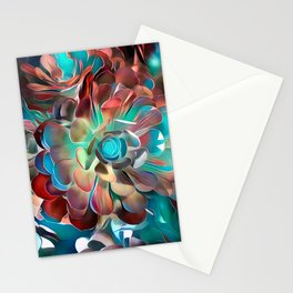 Mirth is like a flash of lightning... Stationery Cards