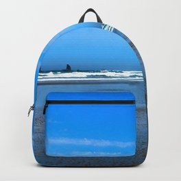 Haystack Rock Cannon Beach Backpack