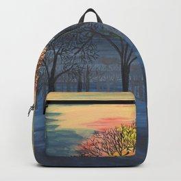 October Sunrise Backpack