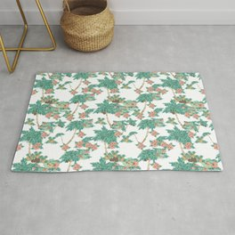 Tropical Kitch Rug