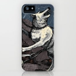 Fenrir iPhone Case