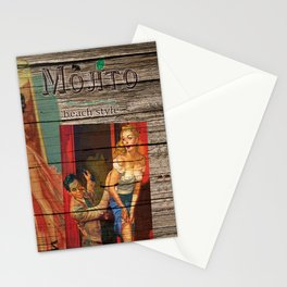 cuba libre Stationery Cards