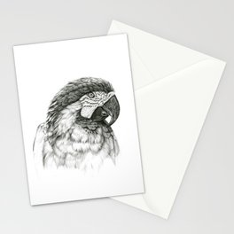 Ara ararauna G026 Stationery Cards
