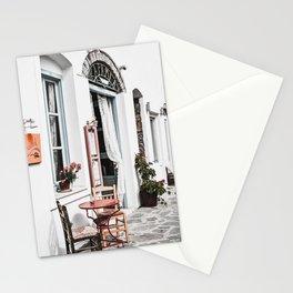 Amorgos Greece Stationery Cards