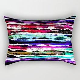 bohemian happiness Rectangular Pillow