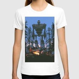 Iron T-shirt