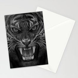 Heart of a Tiger Stationery Cards