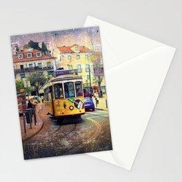 Lisbon 6 Stationery Cards