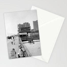 Atlantic City Boardwalk 1920, Apollo Theatre, Mitzi Stationery Cards