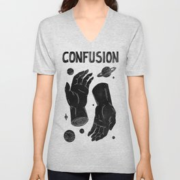 Confusion Unisex V-Neck